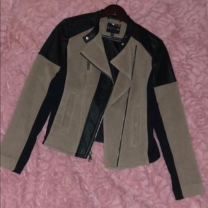 Express suede jacket